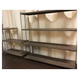 MCM Metal Shelves 2