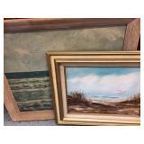 Original Signed Oil Paintings