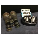 Tasco Binoculars & Vtg Field Glasses