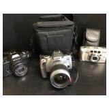 Vtg 35mm Cameras 3