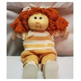 Vtg 1985 Signed Cabbage Patch Doll