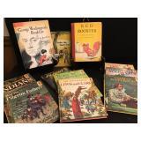 Vtg Books for Children