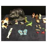 Vtg Miniature Animal Figures