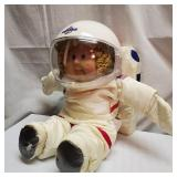 Vtg Signed 1985 Astronaut Cabbage Patch Doll