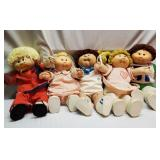Vtg Signed 1985 Cabbage Patch Dolls 5
