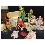 Vtg Storybook & Madame Alexander Dolls +