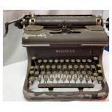 Vtg Woodstock Typewriter
