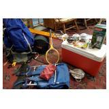 Camping Equipment - Tent