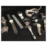 Mens & Womens Watches