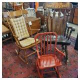 Rocking Chairs 3