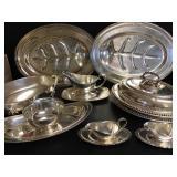 Silver Plate Assortment