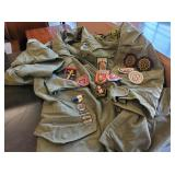 US Army Jacket + Patches