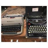 Vtg & Atq Remington Typewriters