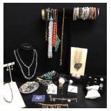 Vtg & Costume Jewelry
