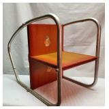 Vtg 2-Way Childs Chair