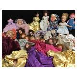 Vtg Dolls & Parts