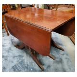 Vtg Duncan Phyfe Table