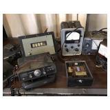 Vtg Electronics - CBs, Meters