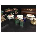 Vtg Jewelry Boxes