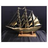Brass Tall Ship Sagres