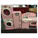 Childs Kitchen Play Set