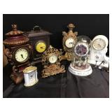 Clock Collection 9