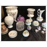 Porcelain & Glass Vanity