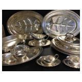Silver Plate Assortment #2