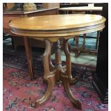 Victorian Accent Table