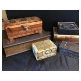 Vtg Box Collection