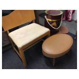 Vtg Furniture Accents