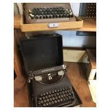 Vtg Smith Corona & Remington Typewriters