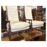 Wood & Upholstered Chairs