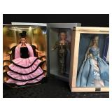 Escada$$, Christian Dior, Carter Bryant Barbie Dolls