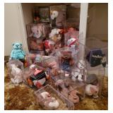 Beanie Babies in Boxes +