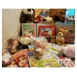 Childrens Books, Stuffed Animals New