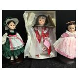 Classic Madame Alexander Dolls 3
