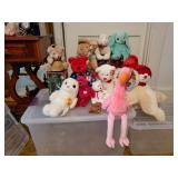 Gund Stuffed Animals, Beanie Babies +