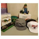 John Deere + Baseball Caps