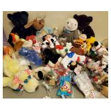 Lg Collection Stuffed Animals