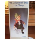 Lg Hummel Lost Sheep Doll
