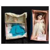 Madame Alexander Josephine & Portrettes Violetta Dolls