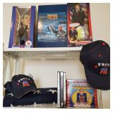 Reagan & Bush Political Collectibles
