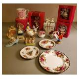 Royal Albert & Royal Doulton Collectibles
