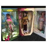 Stylish Collection of Barbie Dolls 3