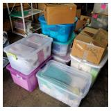 Tubs/Boxes w/Decor & Dining 9