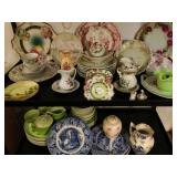 Vtg Assorted China - Lenox, Fenton +