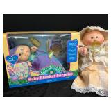 Vtg Cabbage Patch Baby Dolls 2