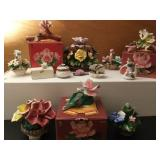 Vtg Capodimonte Collection
