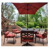 Hampton Bay Patio Table & Chairs